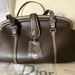 Dior Bags - NEW Christian Dior Paris Leather  Detective Bag
